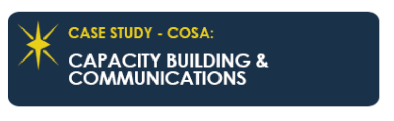 CAPACITY, COMMUNICATIONS & LEARNING
